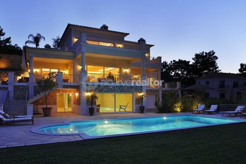 Classical Villa in Quinta do Lago